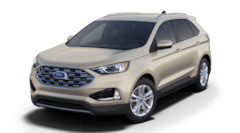 New 2020 Ford Edge SEL Crossover 2FMPK4J93LBA95018 in Tyler, TX