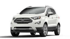 2020 Ford EcoSport Titanium Crossover MAJ3S2KE6LC382927