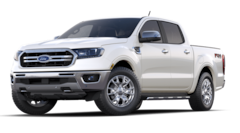 2020 Ford Ranger Lariat 4WD Supercrew 5 Box Crew Cab Pickup