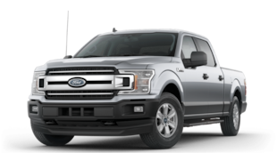 2020 Ford F-150 Crew Truck SuperCrew Cab