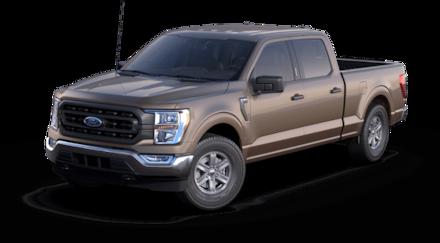 2021 Ford F-150 XL XL 4WD SuperCrew 6.5 Box