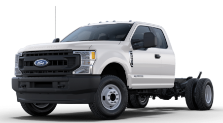2020 Ford F-350 Chassis F-350 XL Truck Super Cab