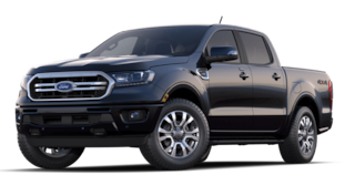 2020 Ford Ranger 4WD Supercrew 5 Box Truck