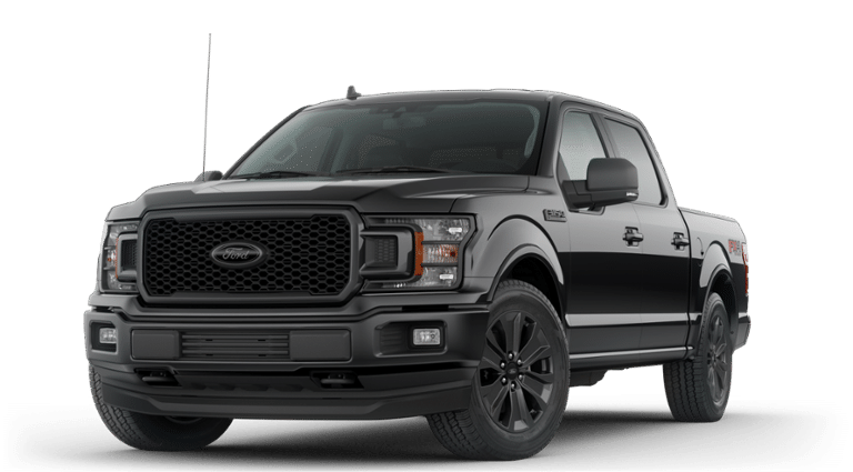 2020 Ford F-150 Truck SuperCrew Cab