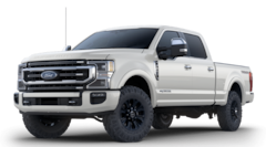 New 2021 Ford F-250 Platinum 4WD Crew Cab 6.75 Box Truck Crew Cab For Sale in Missoula
