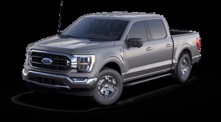 2021 Ford F-150 XLT Truck SuperCrew Cab Super Crew 4x2
