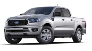 2020 Ford Ranger XLT XLT 4WD SuperCrew 5 Box