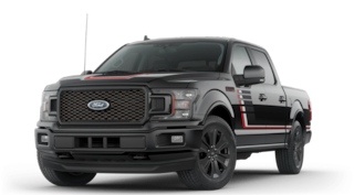 New 2020 Ford F-150 Lariat Truck SuperCrew Cab For sale in Bennington, VT