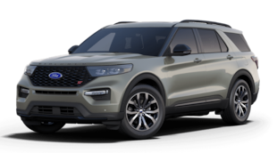 2020 Ford Explorer ST Sport Utility
