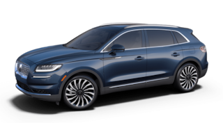 2021 Lincoln Nautilus Black Label SUV