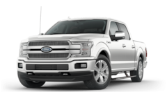 New 2019 Ford F-150 Platinum Truck 1FTEW1E59KFD41766 for sale in Rutland, VT