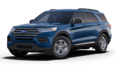 New 2020 Ford Explorer XLT SUV 1FMSK8DH4LGC46929 for sale in Alexandria, MN