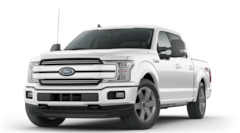2020 Ford F-150 LARIAT 4WD SUPERCREW 5.5 Truck SuperCrew Cab