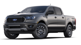 2020 Ford Ranger Truck SuperCrew