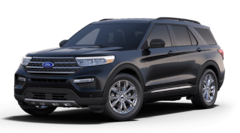 New 2021 Ford Explorer XLT SUV For Sale in Van Wert, OH
