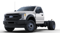 New 2020 Ford F-550 Chassis XL LANDSCAPE DUMP 12 FOOT Truck Regular Cab 1FDUF5HN4LEC31516 in Long Island