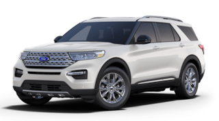 New 2020 Ford Explorer Limited SUV C96795 in Oxford, MS