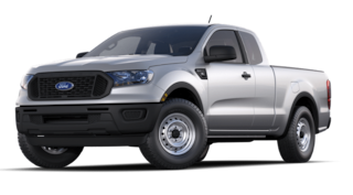 New 2020 Ford Ranger Truck SuperCab For Sale in Waycross