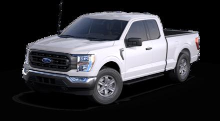 2021 Ford F-150 XL 4WD Truck SuperCab Styleside