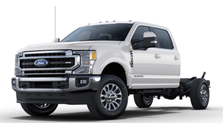 Featured New 2021 Ford F-350 Chassis F-350 Lariat Truck Crew Cab for Sale in Bend, OR