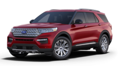 New 2020 Ford Explorer Limited SUV for sale in Elko, NV
