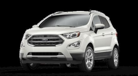 2020 Ford EcoSport Titanium Crossover
