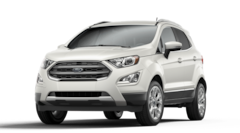 New Ford models for sale 2020 Ford EcoSport Titanium Crossover in Antigo, WI