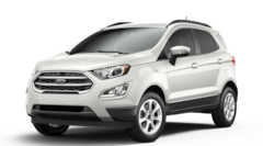 New 2018 Ford EcoSport SE Crossover MAJ6P1UL3JC247793 in Sturgis, SD