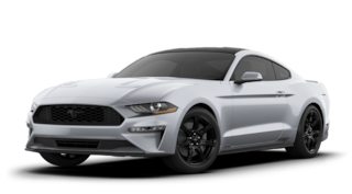 New 2020 Ford Mustang EcoBoost Car in Susanville, near Reno NV