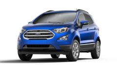 New 2020 Ford EcoSport SE Crossover in Manteca