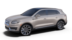 new 2020 Lincoln Nautilus Reserve SUV for sale in bedford in