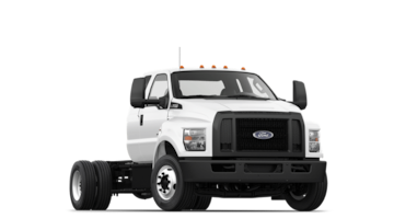 2021 Ford F-750 Diesel Truck