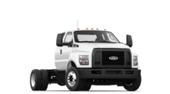 2021 Ford F-750 Diesel Base Truck Regular Cab