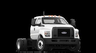 2021 Ford F750 Super Base Truck Crew Cab