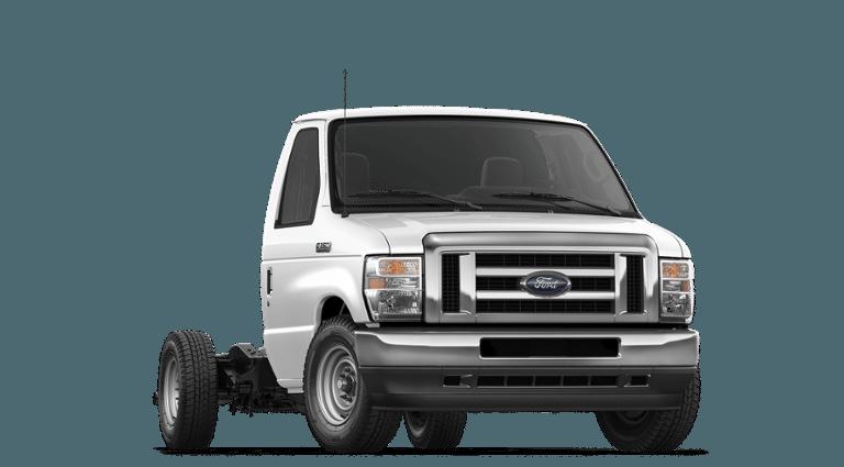 2021 Ford E-350 Cutaway Cutaway