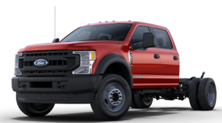 2020 Ford F-550 Chassis Truck Crew Cab