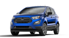 2021 Ford EcoSport S Crossover for sale near Holdenville