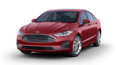 New 2020 Ford Fusion Hybrid SE Sedan in Rye, NY