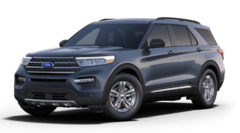 New 2021 Ford Explorer XLT SUV for sale in Grand Rapids