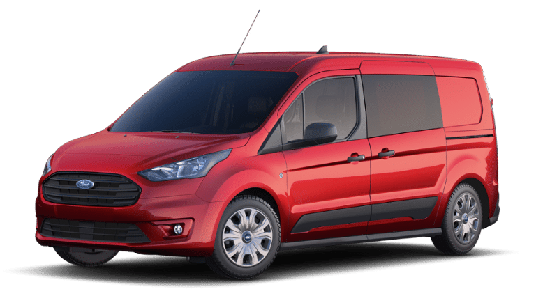 Ford Transit Connect Commercial