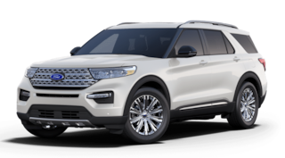 2020 Ford Explorer Limited Limited