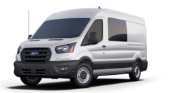 New 2020 Ford Transit-250 Crew Base Van Medium Roof Van near San Francisco