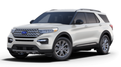 New 2021 Ford Explorer Limited SUV for Sale in Mexia, TX