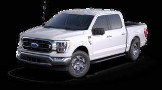 2021 Ford F-150 XLT 4WD Supercrew 5.5 Box truck