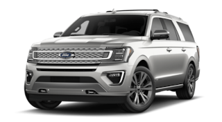 New 2020 Ford Expedition Max Platinum MAX SUV in Las Vegas, NV