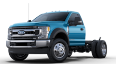 2020 Ford F-550 Chassis  XLT Truck Regular Cab