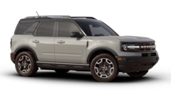 New Ford 2021 Ford Bronco Sport Outer Banks 4X4 in Snohomish, WA
