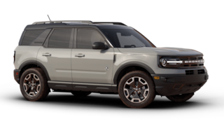 New 2021 Ford Bronco Sport Outer Banks SUV in Danbury, CT