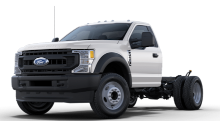 2022 Ford Chassis Cab F-450 XL Commercial-truck