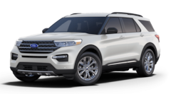 New 2021 Ford Explorer XLT XLT 4WD For Sale in Harrisburg, IL